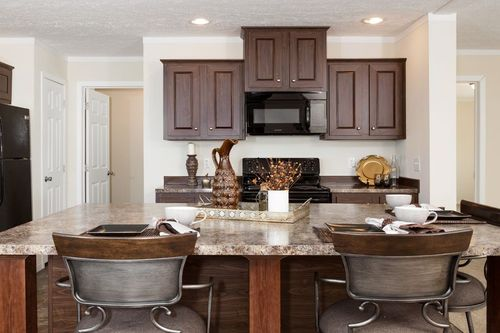 Kitchen-in-TAHOE 3272A-at-Clayton Homes-Candler-in-Candler