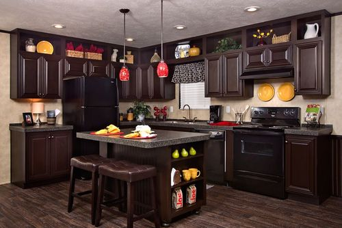 Kitchen-in-THE REAL DEAL-at-Freedom Homes-Fort Smith-in-Fort Smith