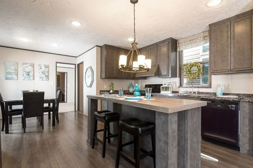 Kitchen-in-REVOLUTION 76B-at-Clayton Homes-Bossier City-in-Bossier City