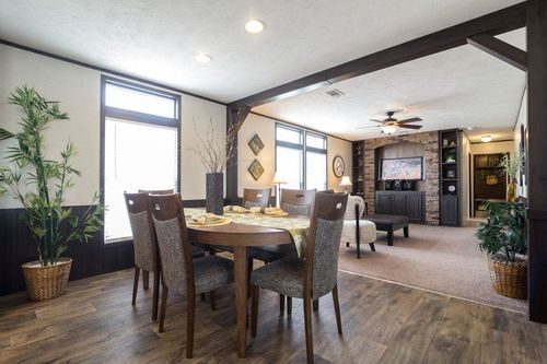 Dining-in-ABSOLUTE VALUE-at-Freedom Homes-Fort Smith-in-Fort Smith