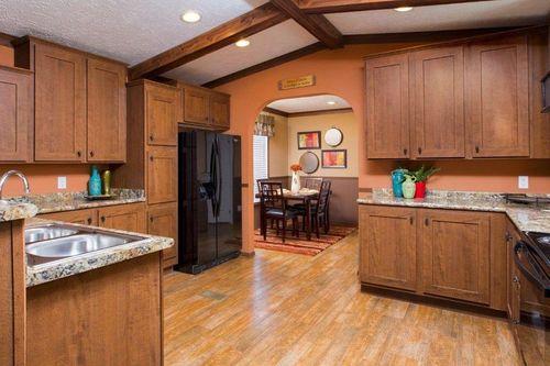 Kitchen-in-THE AVERETT-at-Clayton Homes-Seguin-in-Seguin