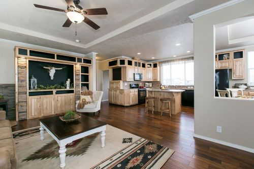 Greatroom-and-Dining-in-THE SPRUCE             CLAYTON-at-Clayton Homes-Santa Rosa-in-Santa Rosa