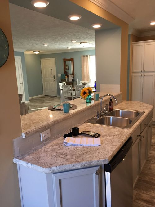 Greatroom-and-Dining-in-The Haven-at-Crossland Homes-Greenville-in-Greenville