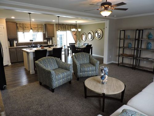 Greatroom-and-Dining-in-Susquehanna-at-G & I Homes-Oneonta-in-Oneonta