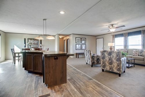Greatroom-and-Dining-in-FESTIVUS-at-Freedom Homes-Fort Smith-in-Fort Smith