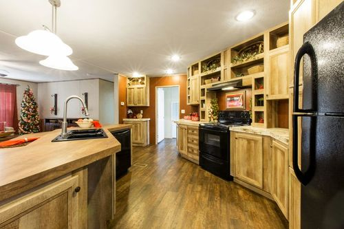 Kitchen-in-FESTIVUS-at-Freedom Homes-Fort Smith-in-Fort Smith
