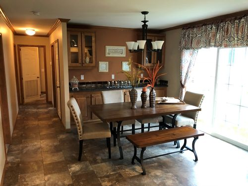 Dining-in-Easy Living-at-G & I Homes-Frankfort-in-Frankfort