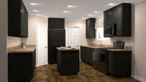 Kitchen-in-SANTA FE 684A-at-Clayton Homes-Albemarle-in-Albemarle