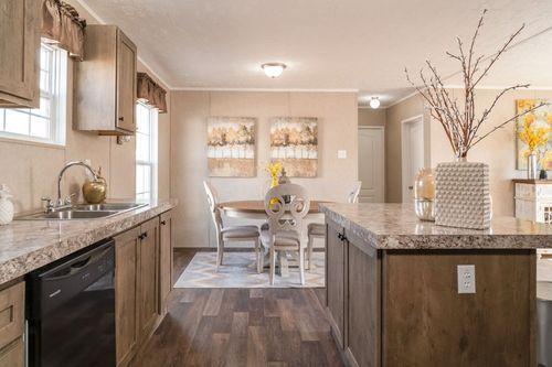Kitchen-in-THE EAGLE 52-at-Clayton Homes-Corbin-in-Corbin