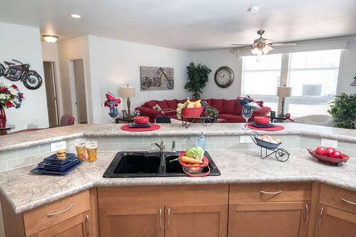 Greatroom-and-Dining-in-KS2760A-at-Oakwood Homes-Las Vegas-in-Las Vegas