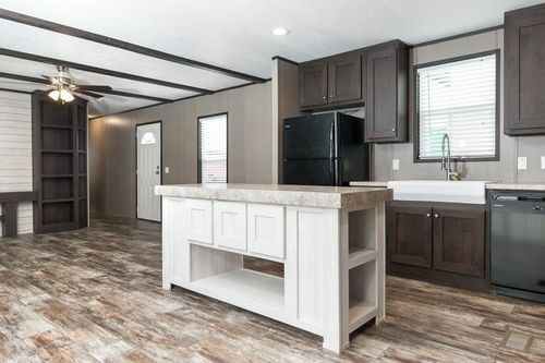 Kitchen-in-ANNIVERSARY 16763I-at-Oakwood Homes-Conroe-in-Conroe
