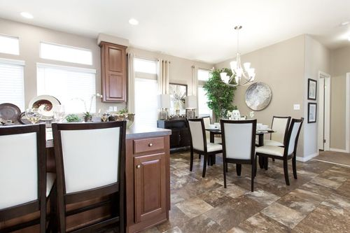 Kitchen-in-CK601F-at-Clayton Homes-Fort Mohave-in-Fort Mohave