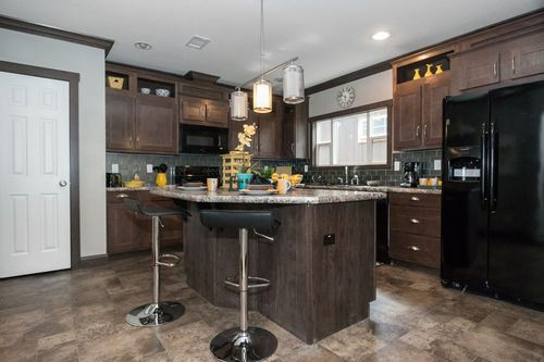 Kitchen-in-THE CLASSIC-at-Oakwood Homes-Amarillo-in-Amarillo