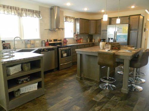Kitchen-in-FARM HOUSE Jamestown-at-Clayton Homes-Roxboro-in-Roxboro