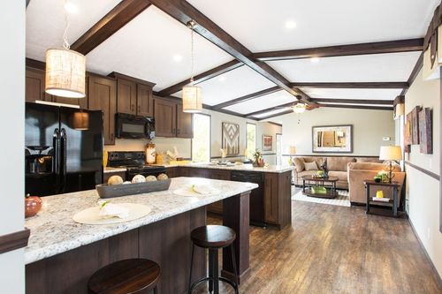 Greatroom-and-Dining-in-THE OAKLAWN-at-Clayton Homes-Tyler-in-Tyler