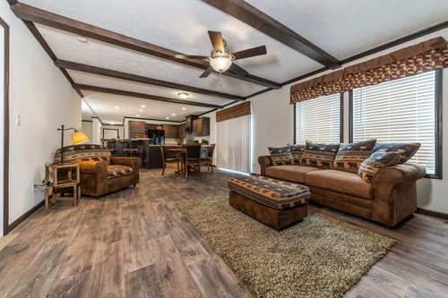 Greatroom-and-Dining-in-EXPRESS M191-at-Clayton Homes-Buckhannon-in-Buckhannon