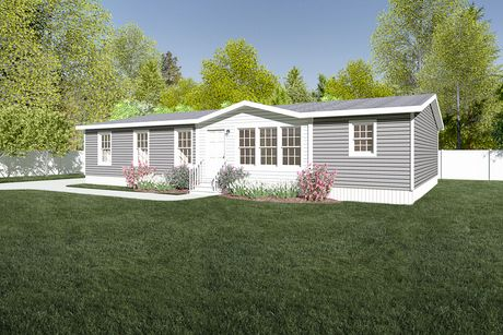 ISLAND BREEZE Plan at Clayton Homes-Belpre by Clayton Homes