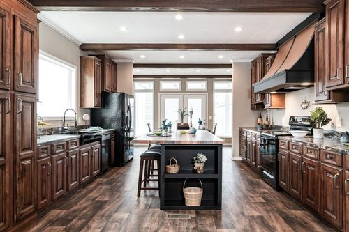 Kitchen-in-THE ABIGAIL-at-Clayton Homes-Springfield-in-Springfield
