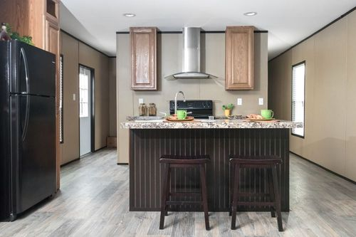 Kitchen-in-THE BREEZE HD-at-Freedom Homes-Donaldsonville-in-Donaldsonville
