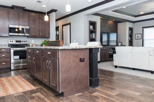 Kitchen-in-THE PHOENIX-at-Oakwood Homes-Tulsa-in-Tulsa
