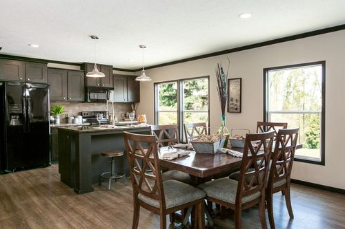 Kitchen-in-THE FRANKLIN-at-Freedom Homes-Carencro-in-Carencro