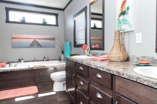 Bathroom-in-THE PHOENIX-at-Clayton Homes-Cedar Creek-in-Cedar Creek