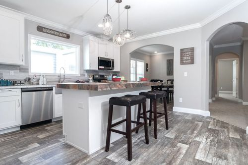 Kitchen-in-THE TALLAHASSEE-at-Clayton Homes-Bryan-in-Bryan