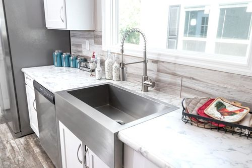 Kitchen-in-THE TALLAHASSEE-at-Oakwood Homes-Austin-in-Austin