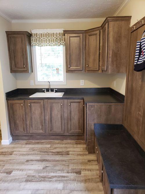 Kitchen-in-5604 ENTERPRISE 4 6428-at-Clayton Homes-Fayetteville-in-Fayetteville