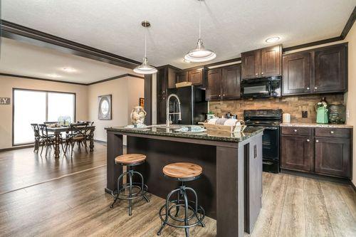 Kitchen-in-View-at-Clayton Homes-Durango-in-Durango