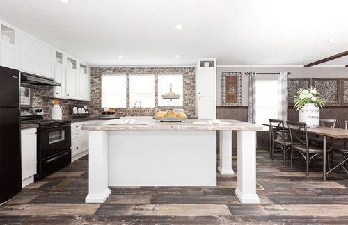 Kitchen-in-TRADITION 76C-at-Clayton Homes-Dalton-in-Dalton