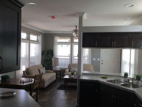 Greatroom-and-Dining-in-KS1640A-at-Clayton Homes-Abilene-in-Abilene