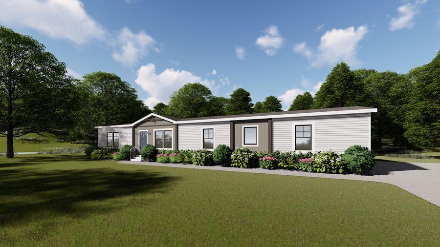 Exterior featured in the FARMHOUSE 4 By Clayton Homes in Austin, TX