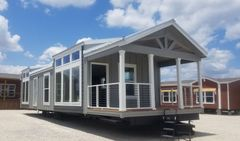 The Mini Mansion - the NOT-SO-TINY house!