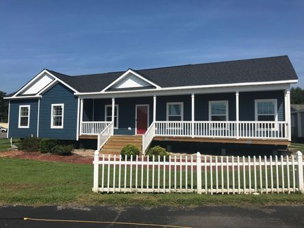 Manufactured & Mobile Homes for Sale in Rocky Mount, NC