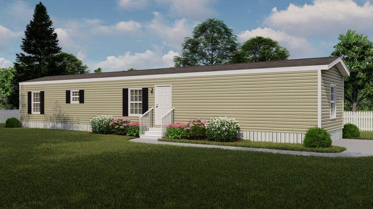 Builders Special 14x64 Plan At Clayton Homes Burlington In