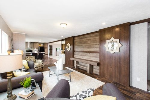 Media-Room-in-THE BREEZE II-at-Clayton Homes-Louisa-in-Louisa