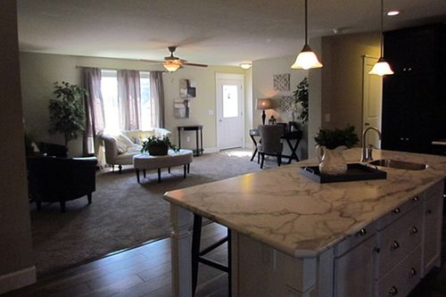 Greatroom-and-Dining-in-Niagara-at-G & I Homes-Frankfort-in-Frankfort