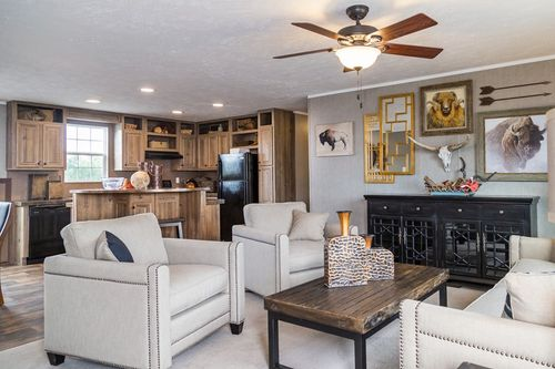 Greatroom-and-Dining-in-THE TRADITION 2868-at-Clayton Homes-South Charleston-in-South Charleston