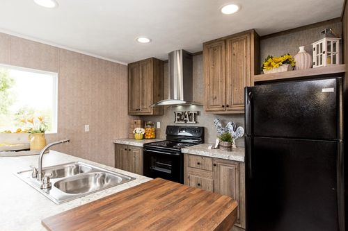 Kitchen-in-THE BREEZE II-at-G & I Homes-Oneonta-in-Oneonta