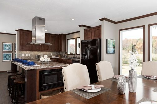 Kitchen-in-THE FULLERTON-at-Clayton Homes-Tyler-in-Tyler