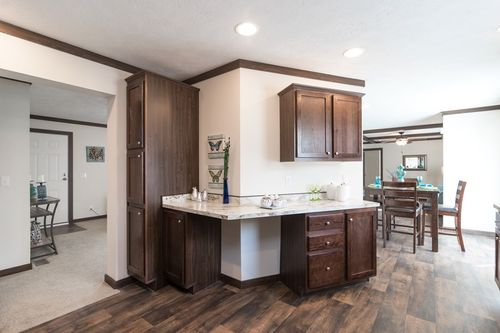 Kitchen-in-POWER PLAY 68A-at-Clayton Homes-Northport-in-Northport