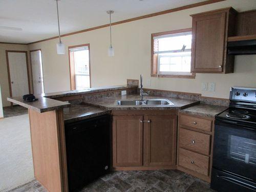 Kitchen-in-Tippecanoe-at-Clayton Factory Direct-Garrett-in-Garrett