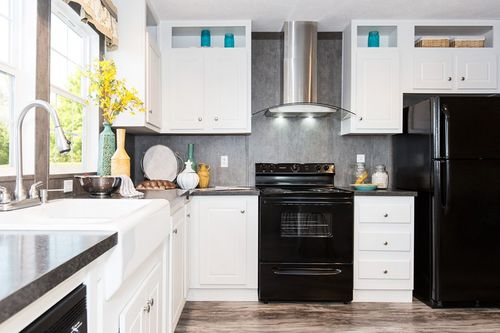 Kitchen-in-THE SOCIAL 72-at-Crossland Homes-Candler-in-Candler