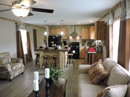 Greatroom-and-Dining-in-Seneca - Sale Pending-at-G & I Homes-Oneonta-in-Oneonta