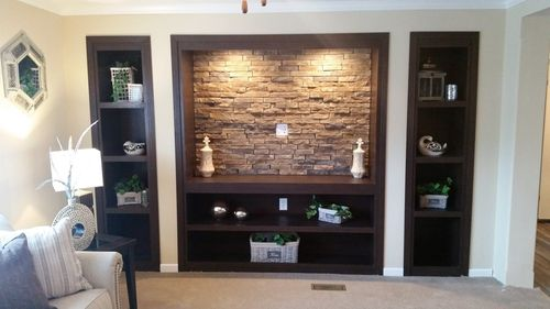 Wet-Bar-in-The Virginia-at-Freedom Homes-Alexander-in-Bryant