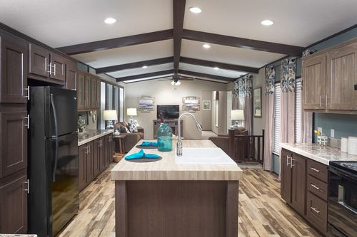 Kitchen-in-THE BURNETT-at-Clayton Homes-Tyler-in-Tyler