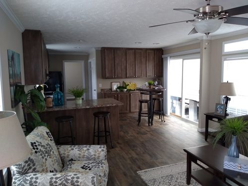 Kitchen-in-THE ANNIVERSARY DW M2017-at-Oakwood Homes-Rocky Mount-in-Rocky Mount