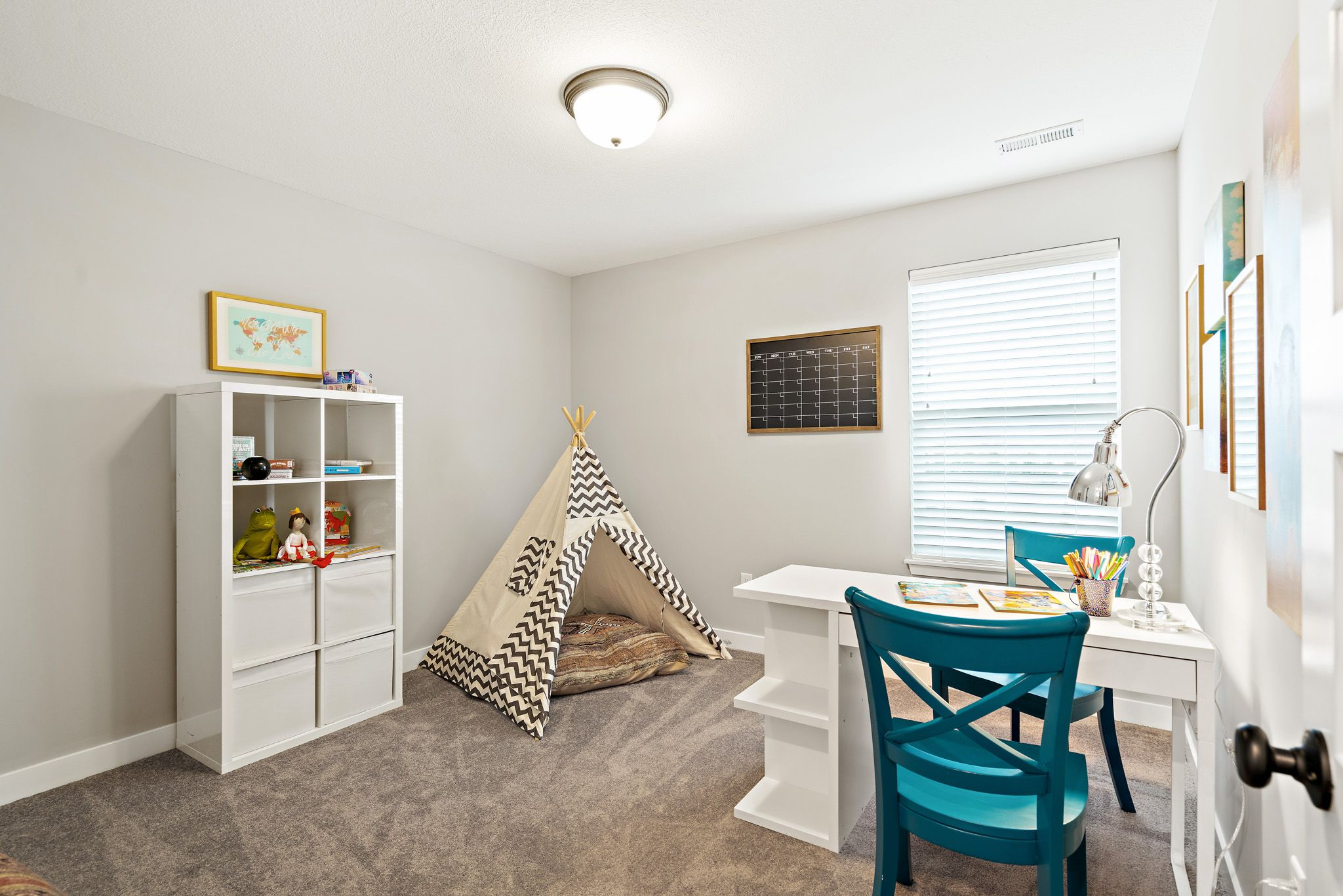 Living Area featured in the honeydew By clover & hive in Kansas City, MO