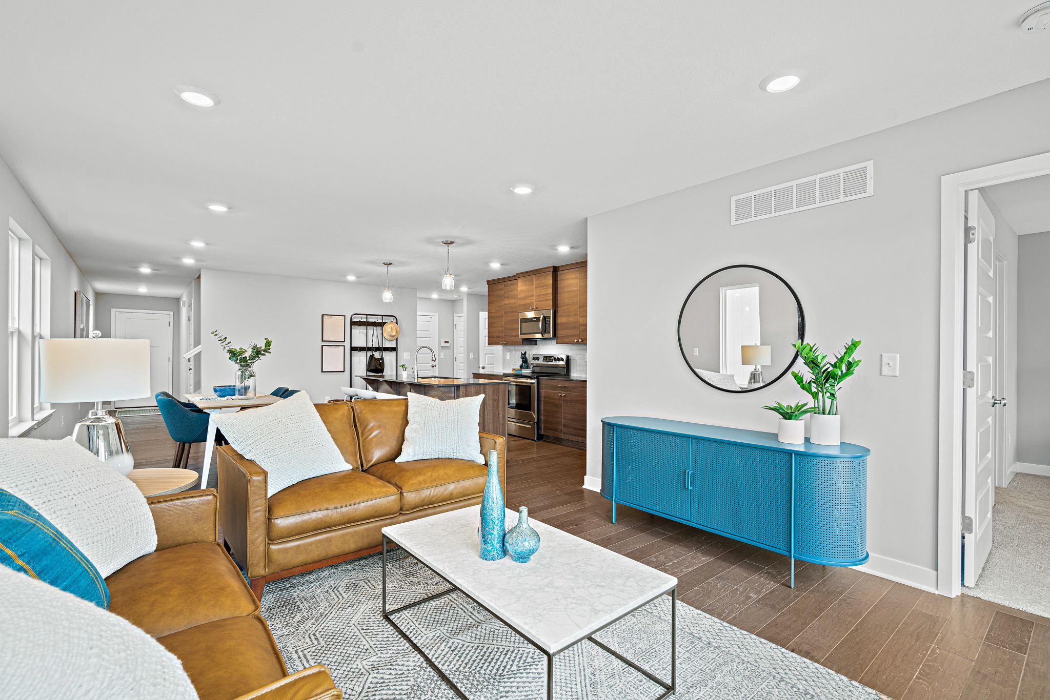 Living Area featured in the sienna By clover & hive in Kansas City, MO